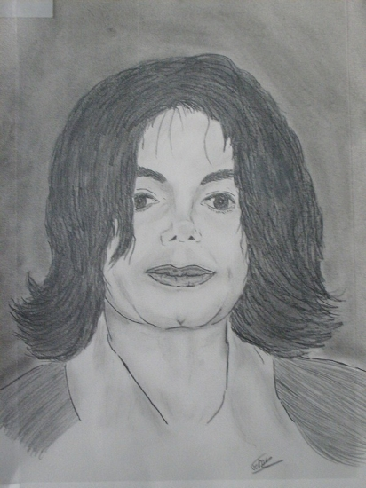 Michael Jackson by dark6893